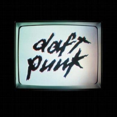 Daft Punk LP - Human After All (Vinyl)