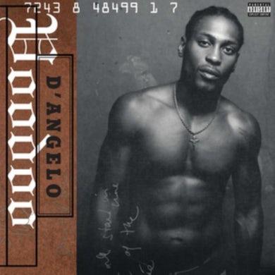 D'Angelo LP - Voodoo (Vinyl)