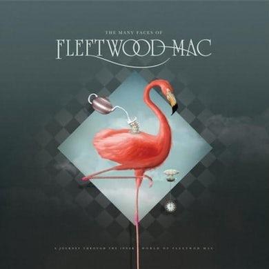 Fleetwood Mac LP - The Many Faces Of Fleetwood Mac (Coloured Vinyl)