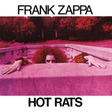 Frank Zappa LP - Hot Rats (Vinyl)