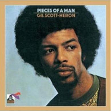 Gil Scott-heron LP - Pieces Of A Man (Vinyl)