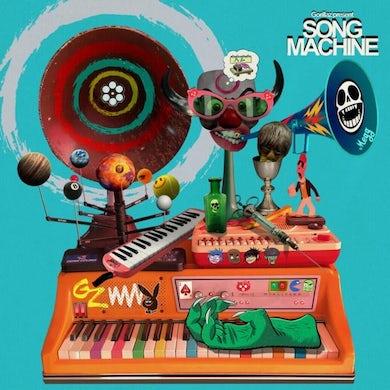 Gorillaz LP - Song Machine.Season One: Strange Timez (Vinyl)