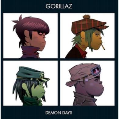 Gorillaz LP - Demon Days (Vinyl)