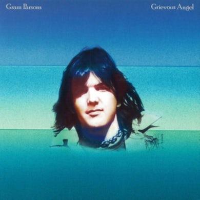 Gram Parsons LP - Grievous Angel (Vinyl)