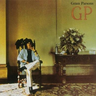 Gram Parsons LP - GP (Vinyl)