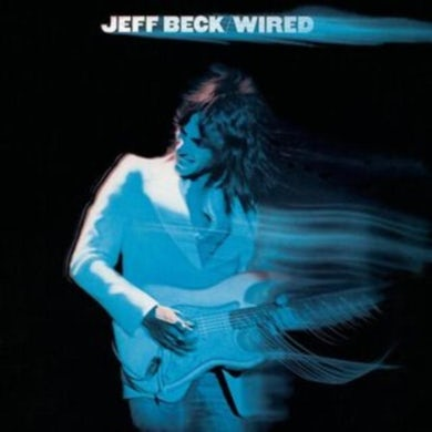 LP -  Wired  (Limited Transparent Blue Vinyl)