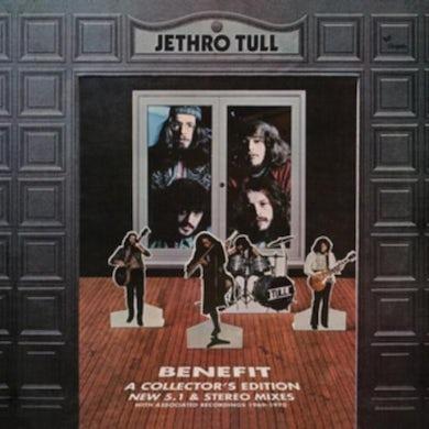 LP - Benefit (Vinyl)