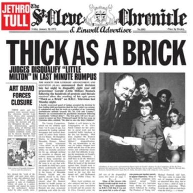 LP - Thick As A Brick (Vinyl)