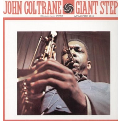 John Coltrane LP -  Giant  Steps (Vinyl)