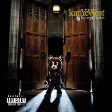 Kanye West LP - Late Registration (Vinyl)