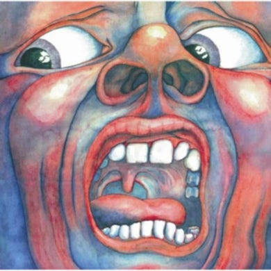 LP - In  The  Court  Of  The  Crimson  King (Vinyl)