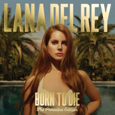 Lana Del Rey LP - Born To Die - Paradise Edition (Vinyl)