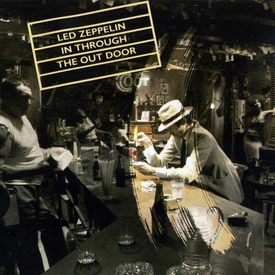 Led Zeppelin  LP - In  Through  The  Out  Door (Vinyl)