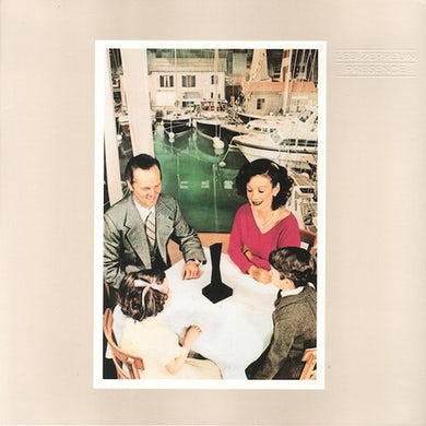 Led Zeppelin  LP - Presence (Vinyl)