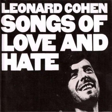 LP - Songs Of Love And Hate (Vinyl)