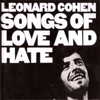 Leonard Cohen LP - Songs Of Love And Hate (Vinyl)