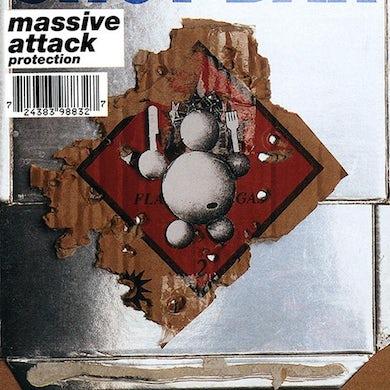Massive Attack LP - Protection (Vinyl)