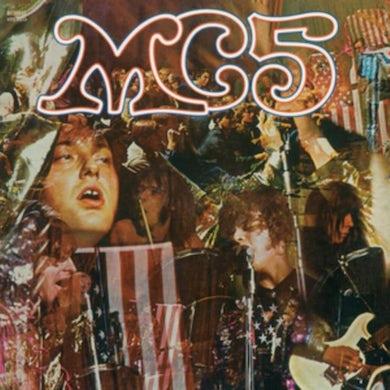 MC5 LP - Kick Out The Jams (Vinyl)
