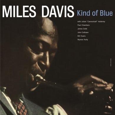 Miles Davis LP - Kind Of Blue (Vinyl)