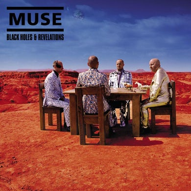 MuseLP - Black Holes AndRevelations (Vinyl)
