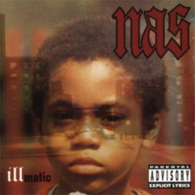 Nas LP - Illmatic (Vinyl)