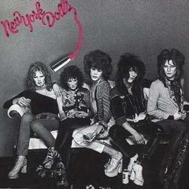 New York Dolls  LP - New  York  Dolls (Vinyl)
