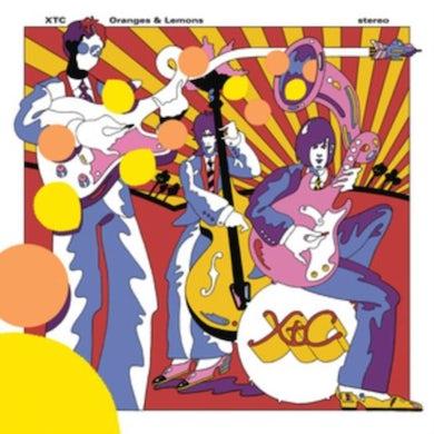 XTC LP - Oranges & Lemons (Vinyl)