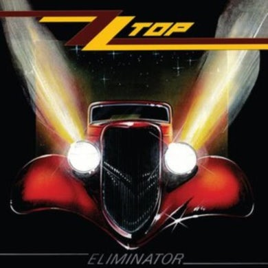 ZZ Top LP - Eliminator (Vinyl)