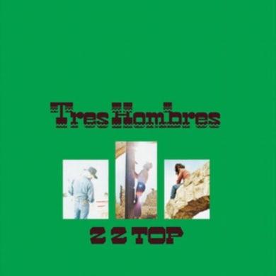 ZZ Top LP - Tres Hombres (Vinyl)
