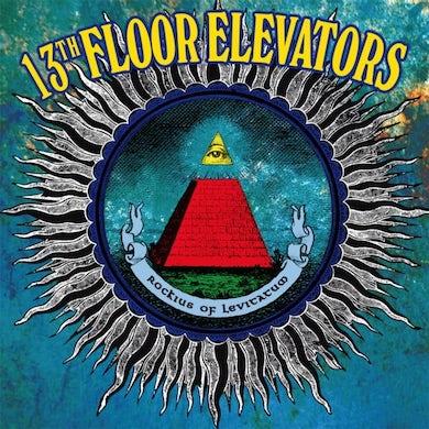 LP - Rockius Of Levitatum (Vinyl)