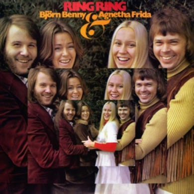 ABBA LP - Ring Ring (Vinyl)