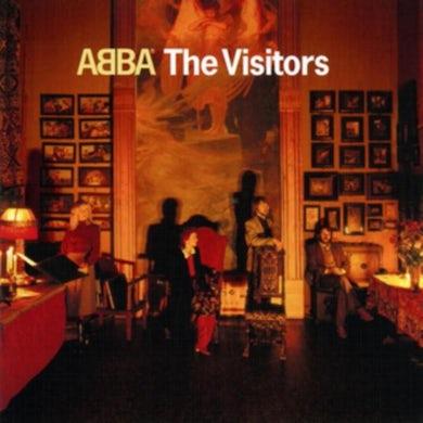 ABBA LP - The Visitors (Vinyl)
