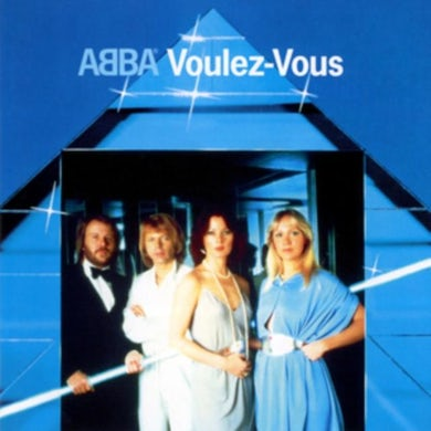 ABBA LP - Voulez-Vous (Vinyl)
