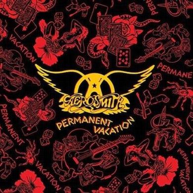 Aerosmith LP - Permanent Vacation (Vinyl)