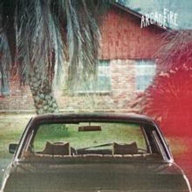 Arcade Fire LP - The Suburbs (Vinyl)