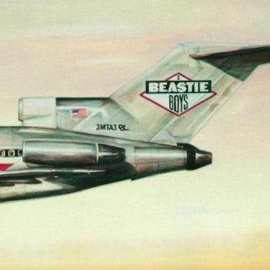 Beastie Boys LP - Licensed To Ill (Vinyl)