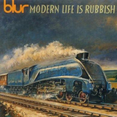 Blur LP - Modern Life Is Rubbish (Vinyl)
