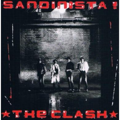The Clash LP - Sandinista (Vinyl)