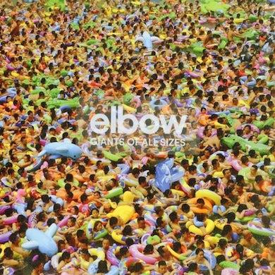 Elbow LP - Giants Of All Sizes (Vinyl)