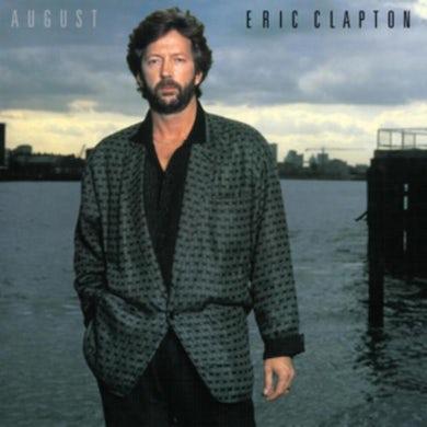 Eric Clapton LP - August (Vinyl)