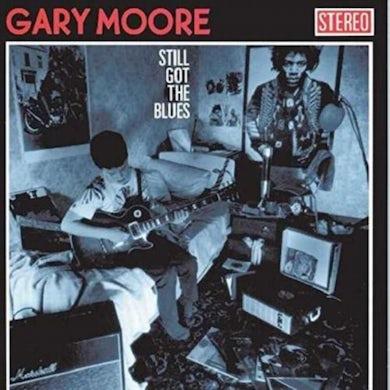 Gary Moore LP - Still Got The Blues (Vinyl)