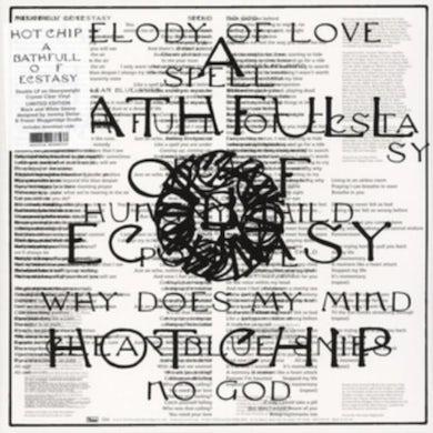 Hot Chip LP - A Bath Full Of Ecstasy (Vinyl)