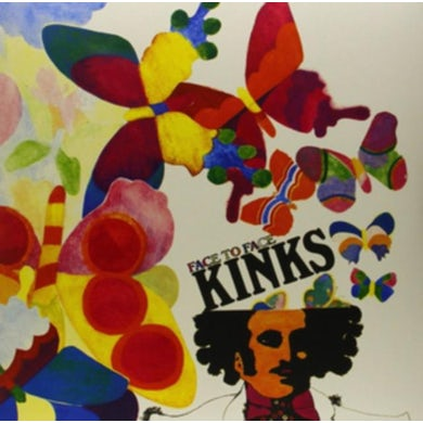 The Kinks LP - Face To Face (Vinyl)