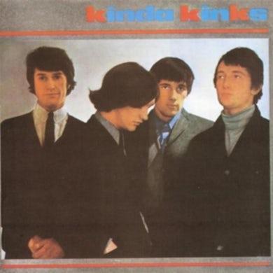 The Kinks LP - Kinda Kinks (Vinyl)