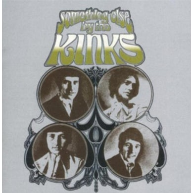 The Kinks LP - Something Else By The Kinks (Vinyl)