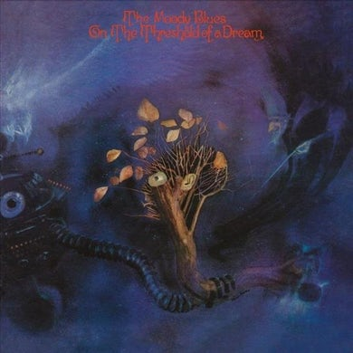 The Moody Blues LP - On The Threshold Of A Dream (Vinyl)