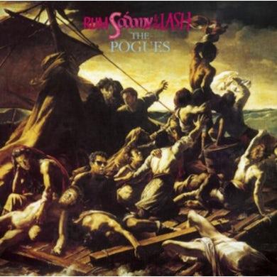 The Pogues LP - Rum Sodomy & The Lash (Vinyl)