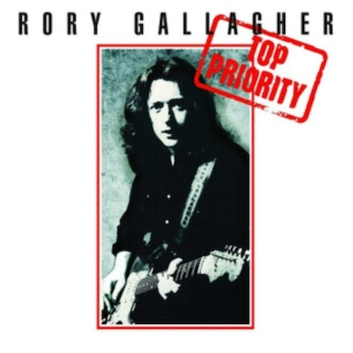 Rory Gallagher LP - Top Priority (Vinyl)