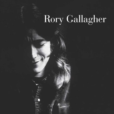 Rory Gallagher LP - Rory Gallagher (Vinyl)