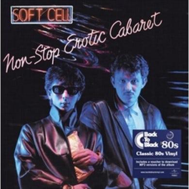 Soft Cell LP - Non-Stop Erotic Cabaret (Vinyl)